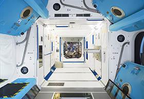 1.8-Módulo de formação de astronautas Columbus, ESA-EAC (Colónia, Alemanha)