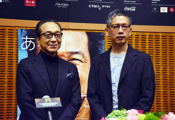 Fumiyo Kohinata, protagonista, volta a trabalhar com o director Shinobu Yaguchi