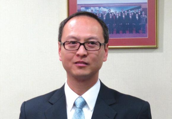 Sou Chio Fai chefia delegação da RAEM