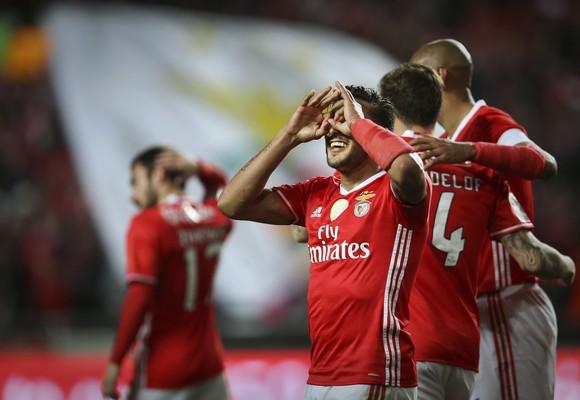 Benfica desfez as dúvidas na segunda parte