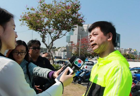 Leong Veng Chai volta a contestar aumento das taxas dos serviços de tráfego