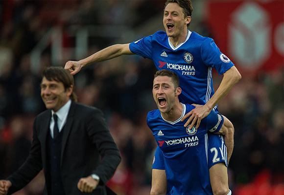 Chelsea mantém uma confortável liderança
