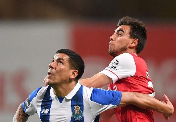 """FC Porto """"deixou"""" dois pontos em Braga"""