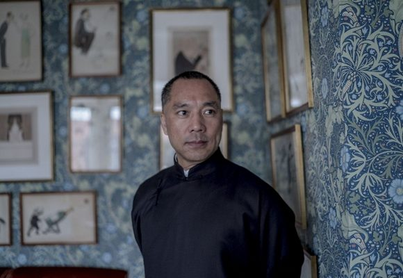 Programa chegou abruptamente ao fim quando Guo começou a descrever intrigas e suspeitas envolvendo líderes chineses