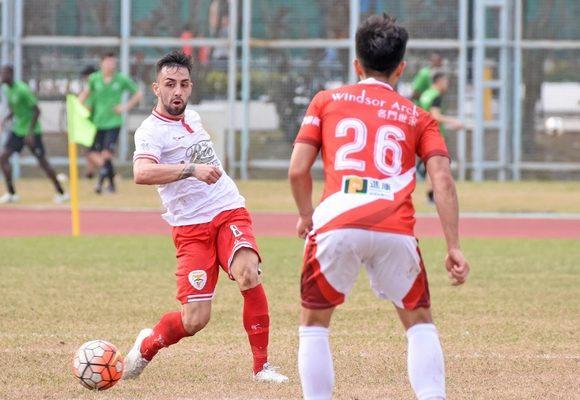 Benfica superou Ka I por 4-1