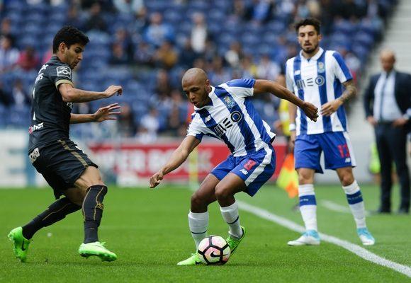 FC Porto cumpriu calendário frente ao Paços de Ferreira