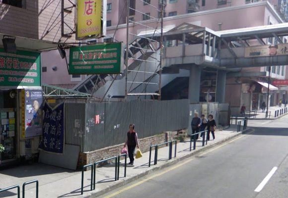 Lote situa-se na Avenida Dr. Sun Yat Sen