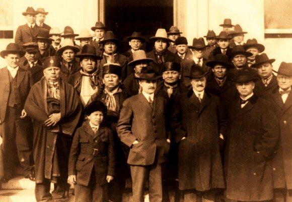 """No início dos anos 1920, os Osage eram considerados o povo """"mais rico 'per capita' do mundo"""""""