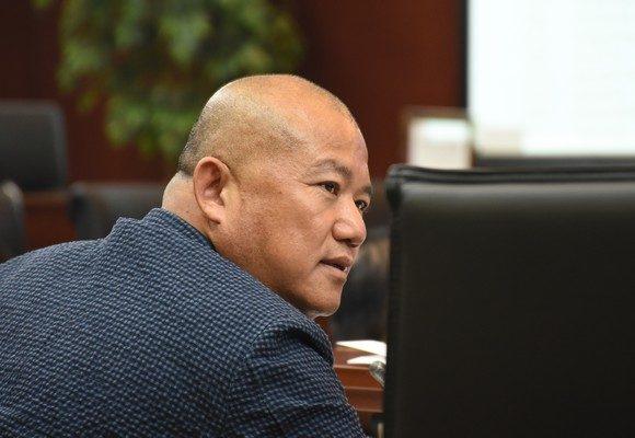 """Chan Meng Kam comparou o trabalho na Função Pública a """"arroz em tigela de ferro"""""""