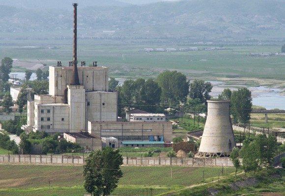 Material estará a ser fabricado na estação nuclear de Yongbyon