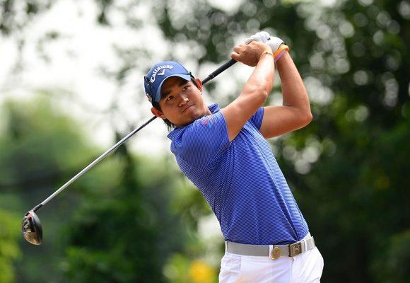 Pavit Tangkamolprasert venceu a edição passada do Open de Golfe em Macau