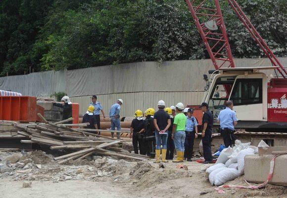 Acidentes laborais causaram oito mortos em seis meses