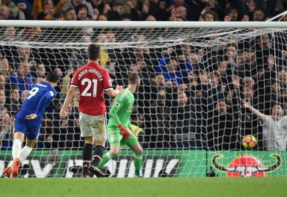 Golo de Morata decidiu o jogo em Stamford Bridge