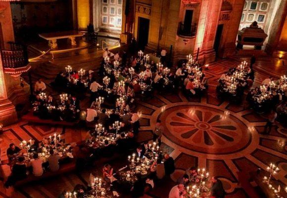 Convidados da Web Summit jantaram no Panteão Nacional