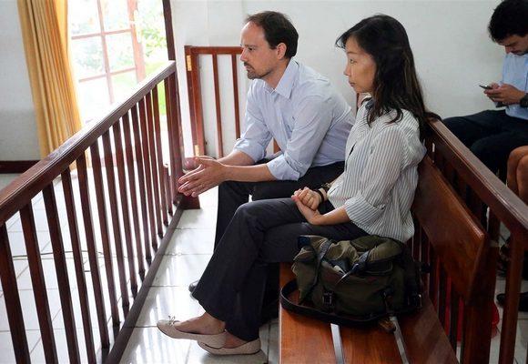 Tiago e Fong Fong Guerra foram condenados em Agosto a oito anos de prisão efectiva por peculato
