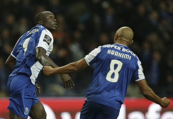 FC Porto esteve imparável na segunda parte