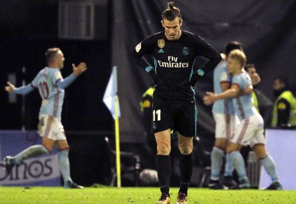 """""""Bis"""" de Bale só rendeu um ponto em Vigo"""