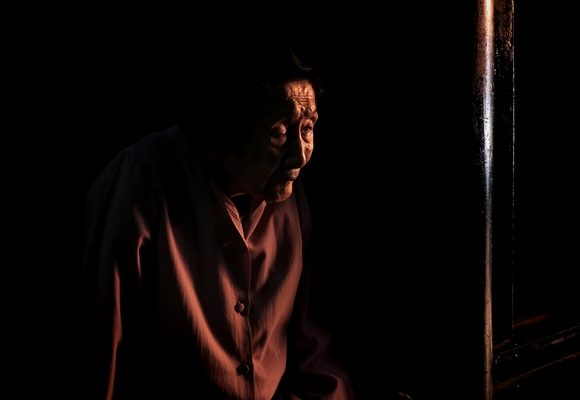 """Elderly Woman"" (Vietname, 2015)"