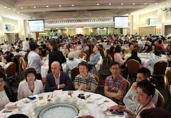 Associação realizou jantar comemorativo do Dia da Mãe