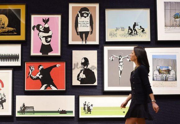 Museu em Milão apresenta 80 obras de Bansky