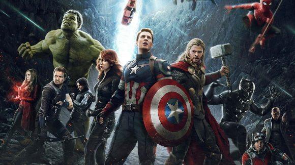 """""""Avengers Infinity War"""" facturou mais de dois mil milhões de dólares em todo o mundo"""