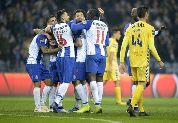 FC Porto obteve 18º triunfo consecutivo