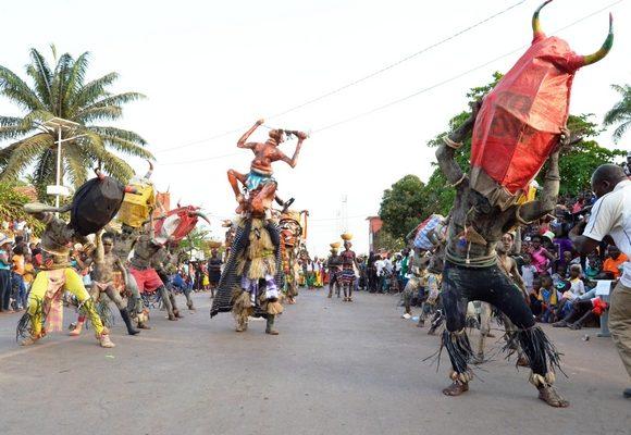 Carnaval é a maior festa popular na Guiné-Bissau